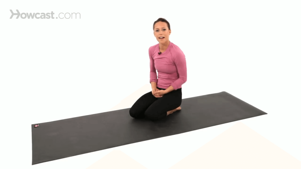 Cat pose Yoga - Marjaryasana