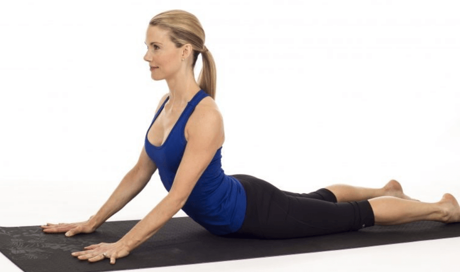 Yin Yoga Seal Pose